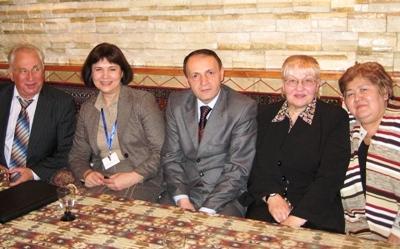 Директоры президентских и парламентских библиотек стран СНГ