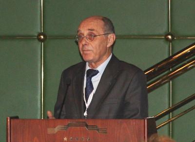 Генеральный директор РГБ В.В. Федоров выступает на секции