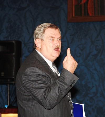 В.Е. Илюхин, генеральный директор Торгового дома