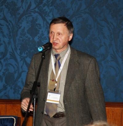 К.М. Сухоруков, заведующий научно-исследовательским отделом государственной библиографии Российской книжной палаты