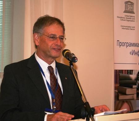 Ахитув Нив, директор Института исследований Интернета Netvision