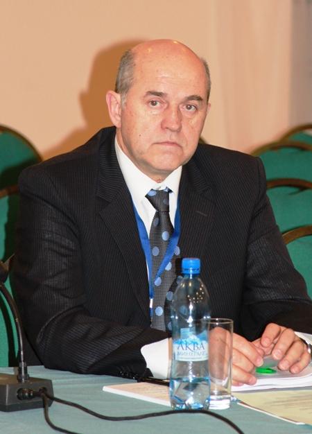 Эдмундас Звирблис, заместитель директора Комитета по развитию информационного общества при Правительстве Литовской Республики