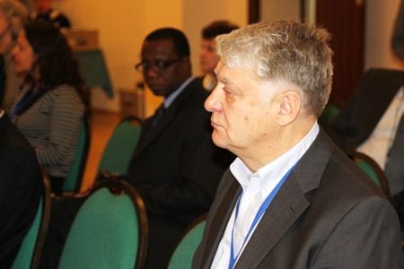 Б.Р. Логинов, генеральный директор Национального информационно-библиотечного центра ЛИБНЕТ, член Российского комитета Программы ЮНЕСКО