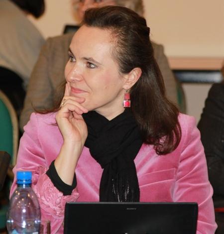 Габриэль Зауберер, директор Международной сети стандартизированной терминологии TermNet (Австрия)