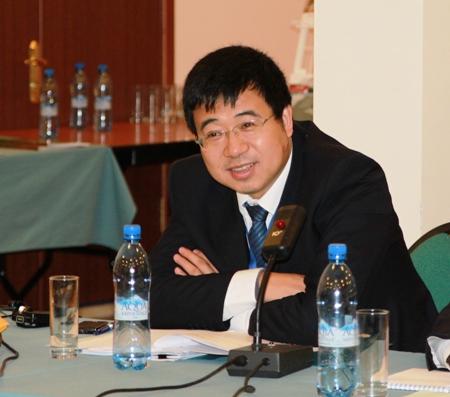Сюй Чжан, директор Института научно-технической информации Китая