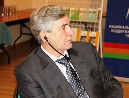 А.Н. Царегородцев, директор по проблемам развития информационного общества Института современного развития