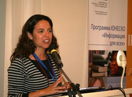 Виктория Уранга, руководитель Кафедры ЮНЕСКО