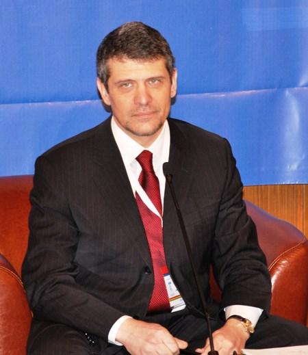 Проректор Российского государственного гуманитарного университета Д.П. Бак
