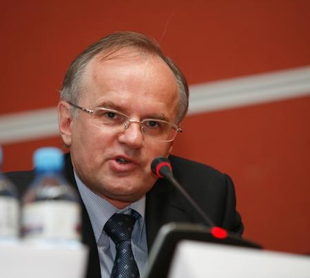 В.А. Москвин, директор Библиотеки-фонда