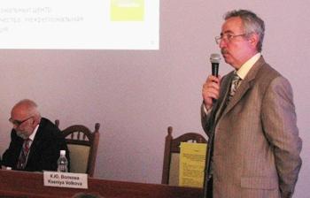 Е.И. Кузьмин рассказывает о новом Стратегическом плане Программы ЮНЕСКО