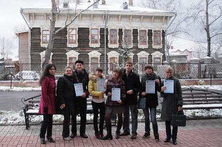 Победители XIV Всероссийского конкурса молодых журналистов «Золотое перо – 2009»