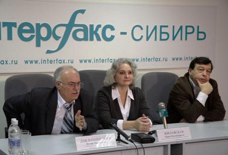 Пресс-конференция в агентстве