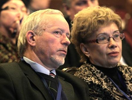 В. В. Бубнов, Е. В. Синева