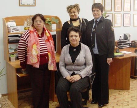 В ПЦПИ Большесосновской межпоселенческой центральной библиотеки