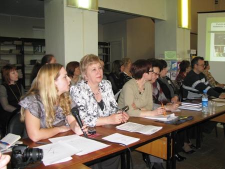 Круглый стол «Проблема чтения в России. Деятельность по его поддержке и развитию»,