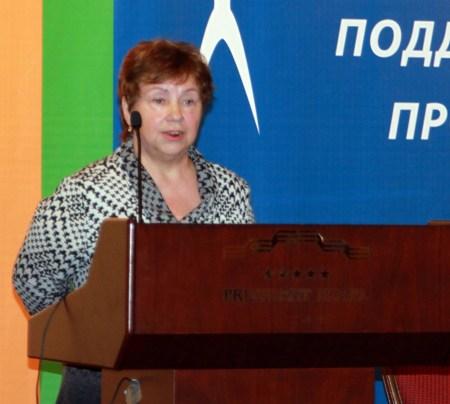 Мадьярова М. Н.