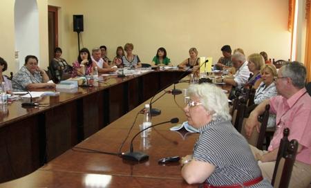 Участники семинара «Национальная программа поддержки и развития чтения: второй этап»