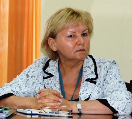 Т. Д. Жукова, президент Русской школьной библиотечной ассоциации, главный редактор журнала «Школьная библиотека»