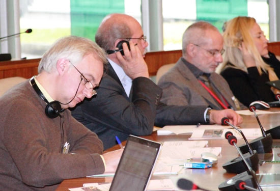 Участники Специального мероприятия Программы ЮНЕСКО «Информация для всех»