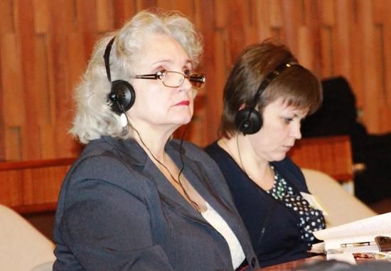 Ирина Викторовна Жилавская и Татьяна Николаевна Владимирова