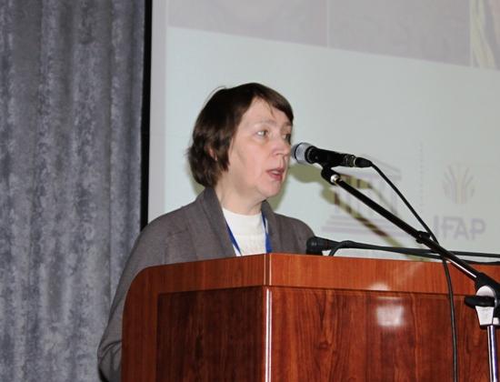 В. П. Чудинова, заведующая отделом социологических исследований Российской государственной детской библиотеки