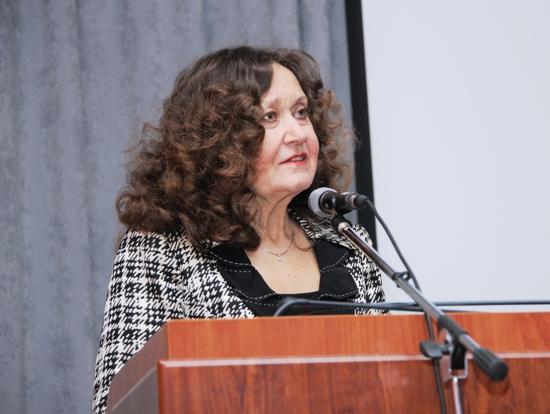 Н. И. Гендина, директор НИИ социальной сферы Кемеровского государственного университета культуры и искусств