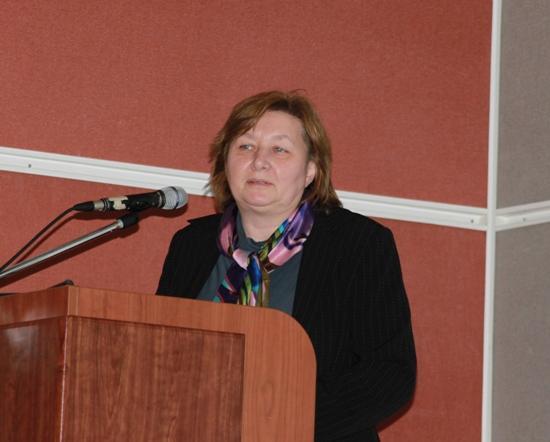 С. И. Гудилина, ученый секретарь Института содержания и методов обучения Российской академии образования
