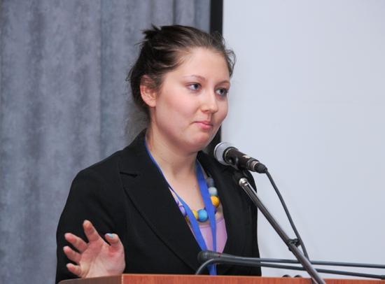 Заместитель директора по взаимодействию с органами государственной власти «Google Россия» К. А. Карякина