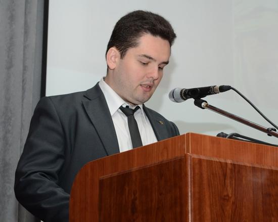 Сотрудник Комиссии РФ по делам ЮНЕСКО Н. В. Хаустов