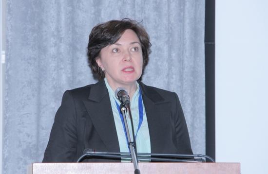 Руководитель отдела Института ЮНЕСКО по информационным технологиям в образовании С. Ю. Князева