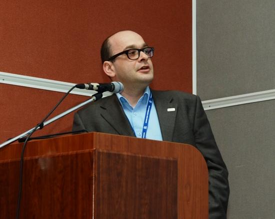Я. Липшиц, президент Фонда «Modern Poland Foundation» (Варшава, Польша)