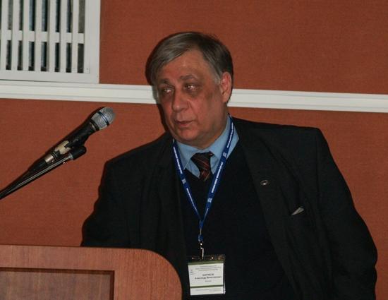 А. В. Шариков, профессор Национального исследовательского университета – Высшей школы экономики
